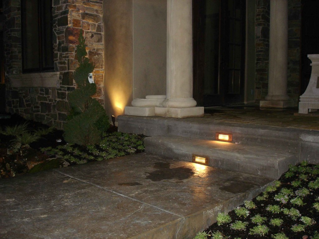 Picture of: Led Step Lights Low Voltage