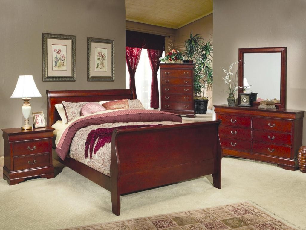 Image of: Lois Coaster Furniture Bedroom Sets