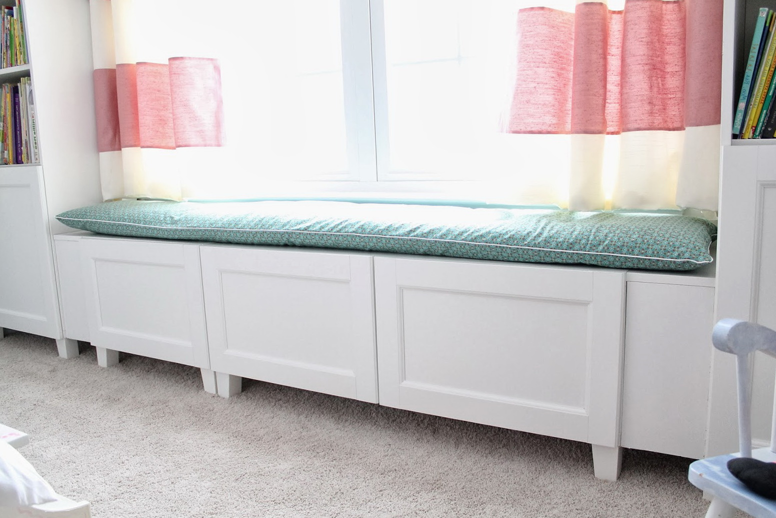 Long Window Bench Cushions