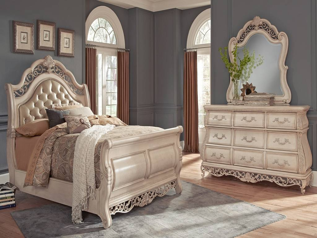 Image of: Lovely City Furniture Bedroom Sets