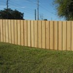 Low Board On Board Fence Panels