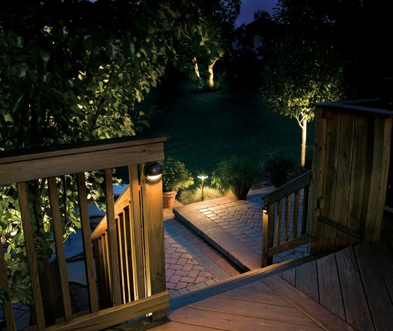 Picture of: Low Voltage Led Outdoor Lighting Deck