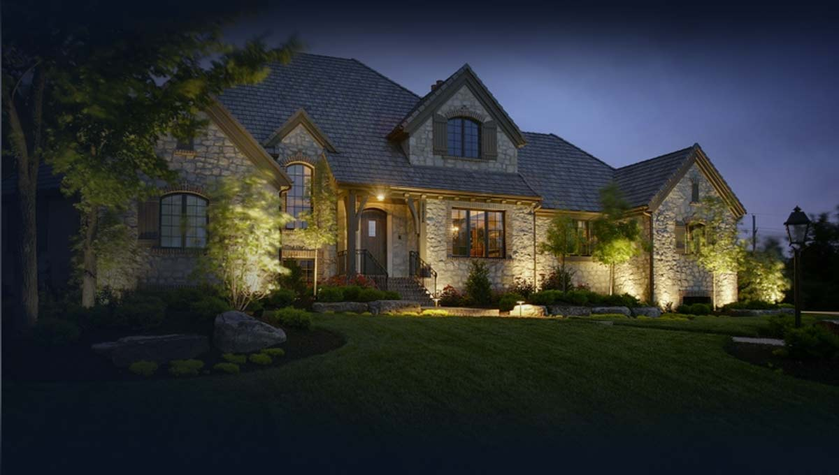 Picture of: Low Voltage Led Outdoor Lighting on Tree