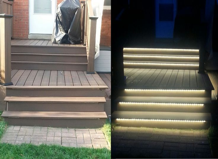 Picture of: Low Voltage Led Step Lights Outdoor