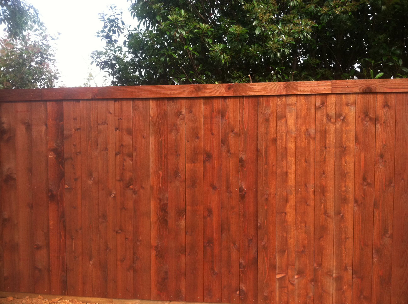 Picture of: Low Wood Fence Boards