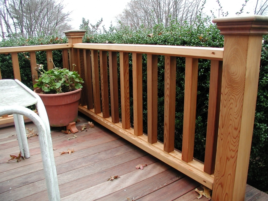 Picture of: Luxury Wood Fence Parts