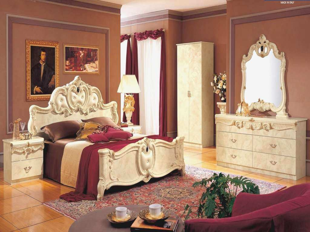 Made In Italian Bedroom Set