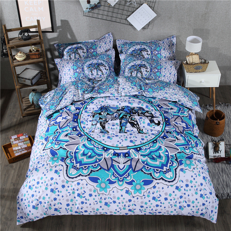 Mandala Duvet Cover Idea