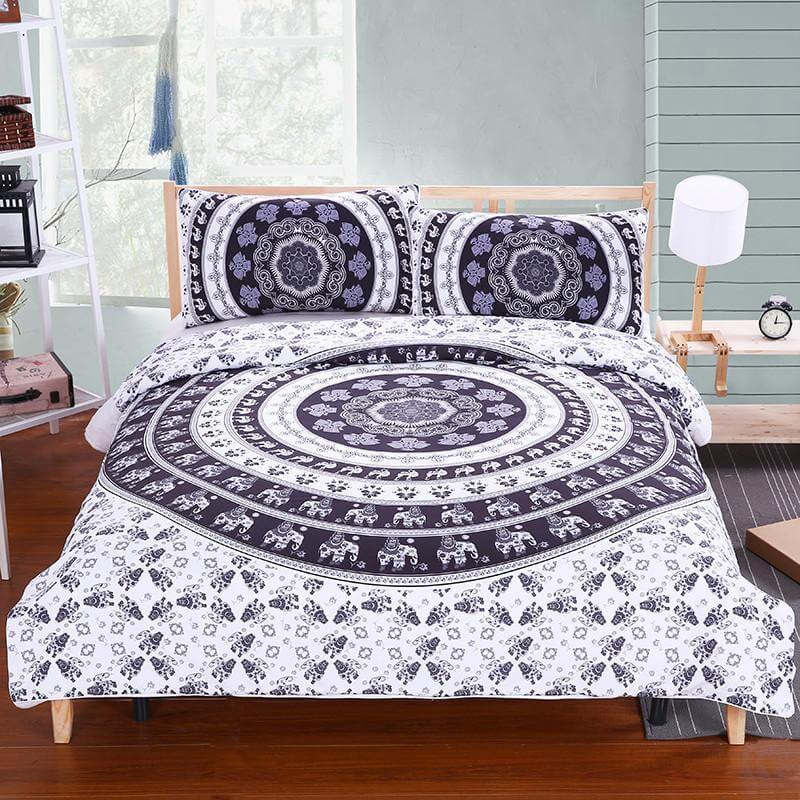 Picture of: Mandala Duvet Cover Style