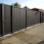 Metal Privacy Fence Designs