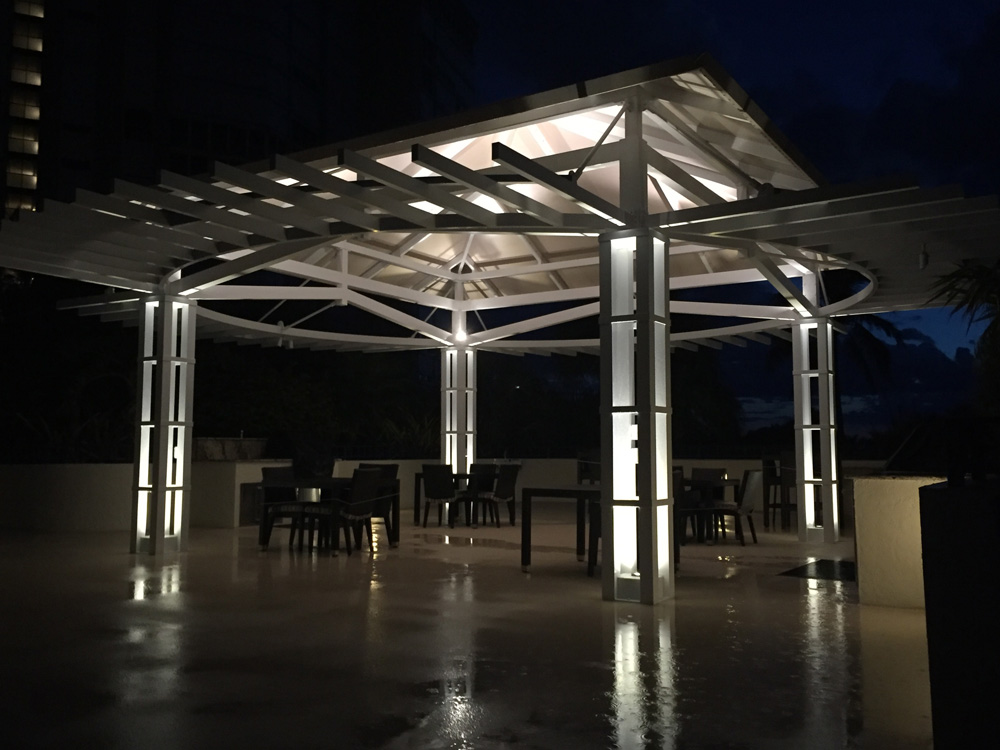 Picture of: Modern Commercial Outdoor Lighting