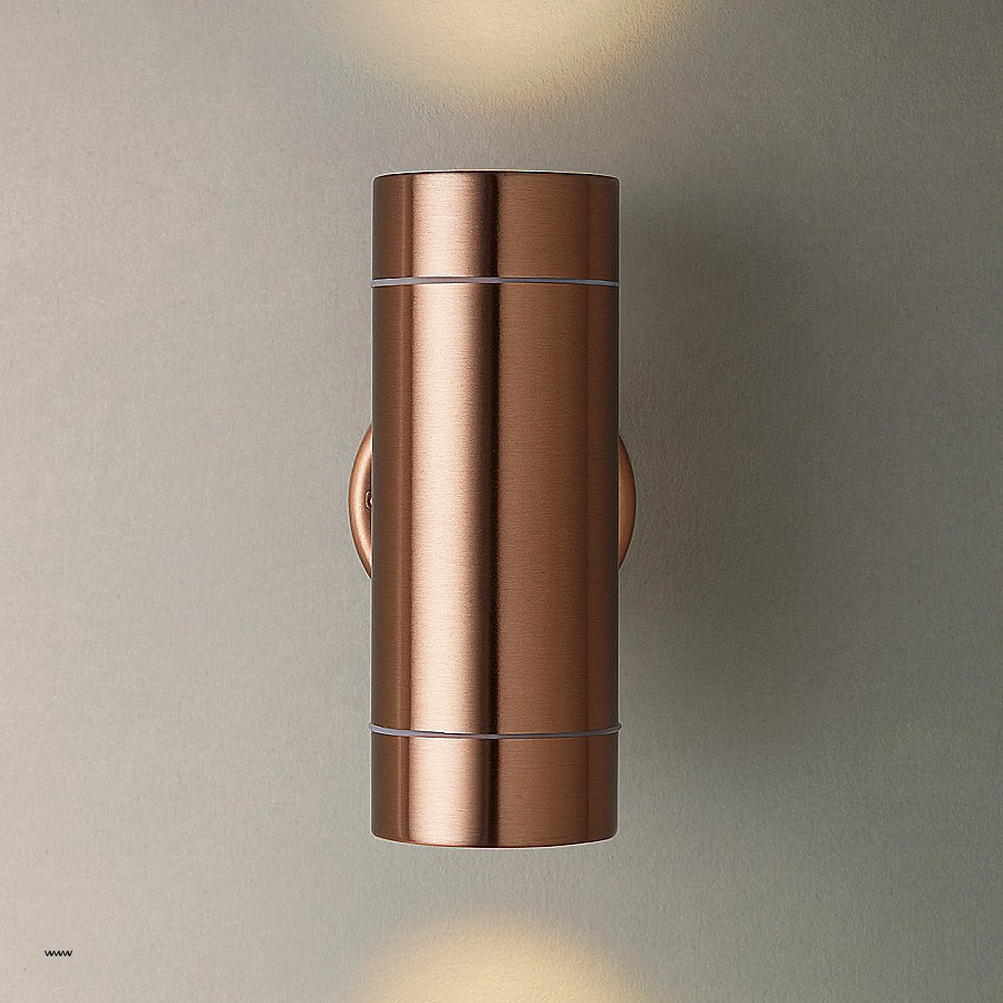 Picture of: Modern Copper Outdoor Lighting