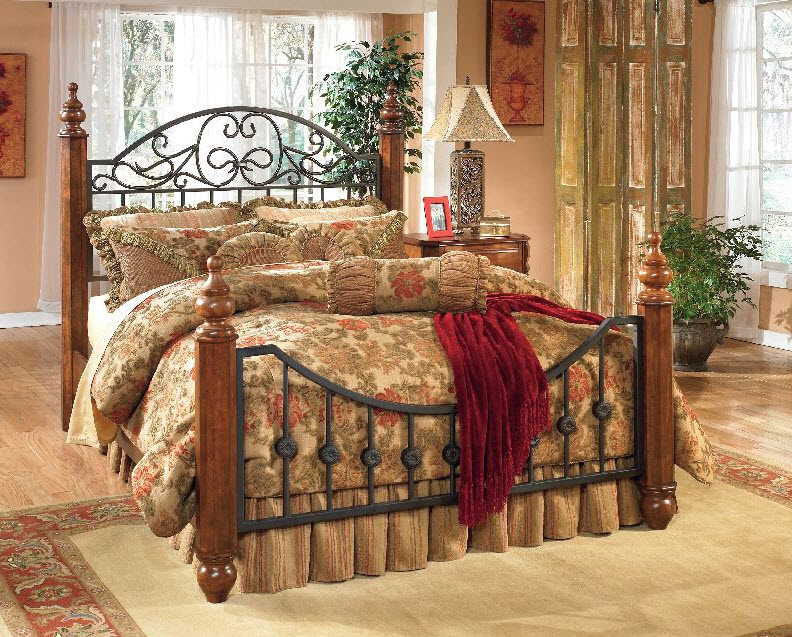 Image of: Modern Country Bedroom Sets