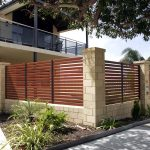Modern Fence Ideas Design