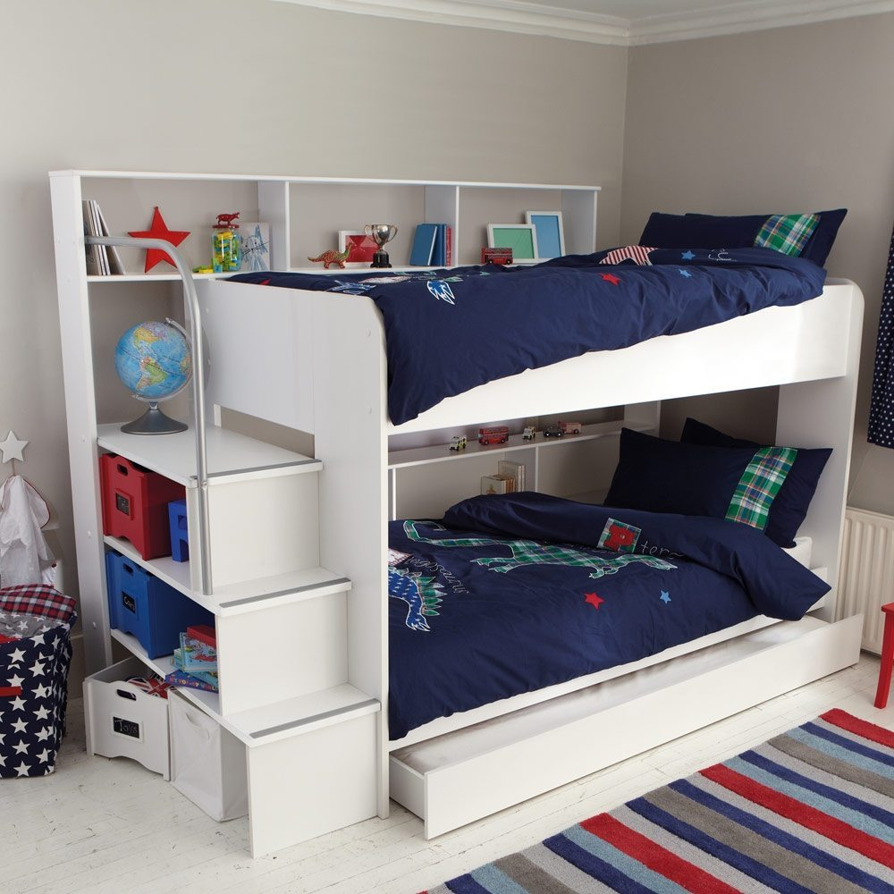 Loft Beds With Storage Design