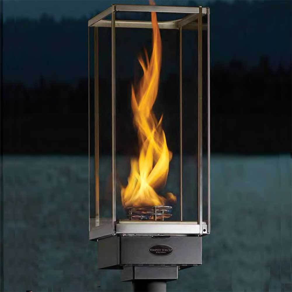 Picture of: Modern Outdoor Gas Lights