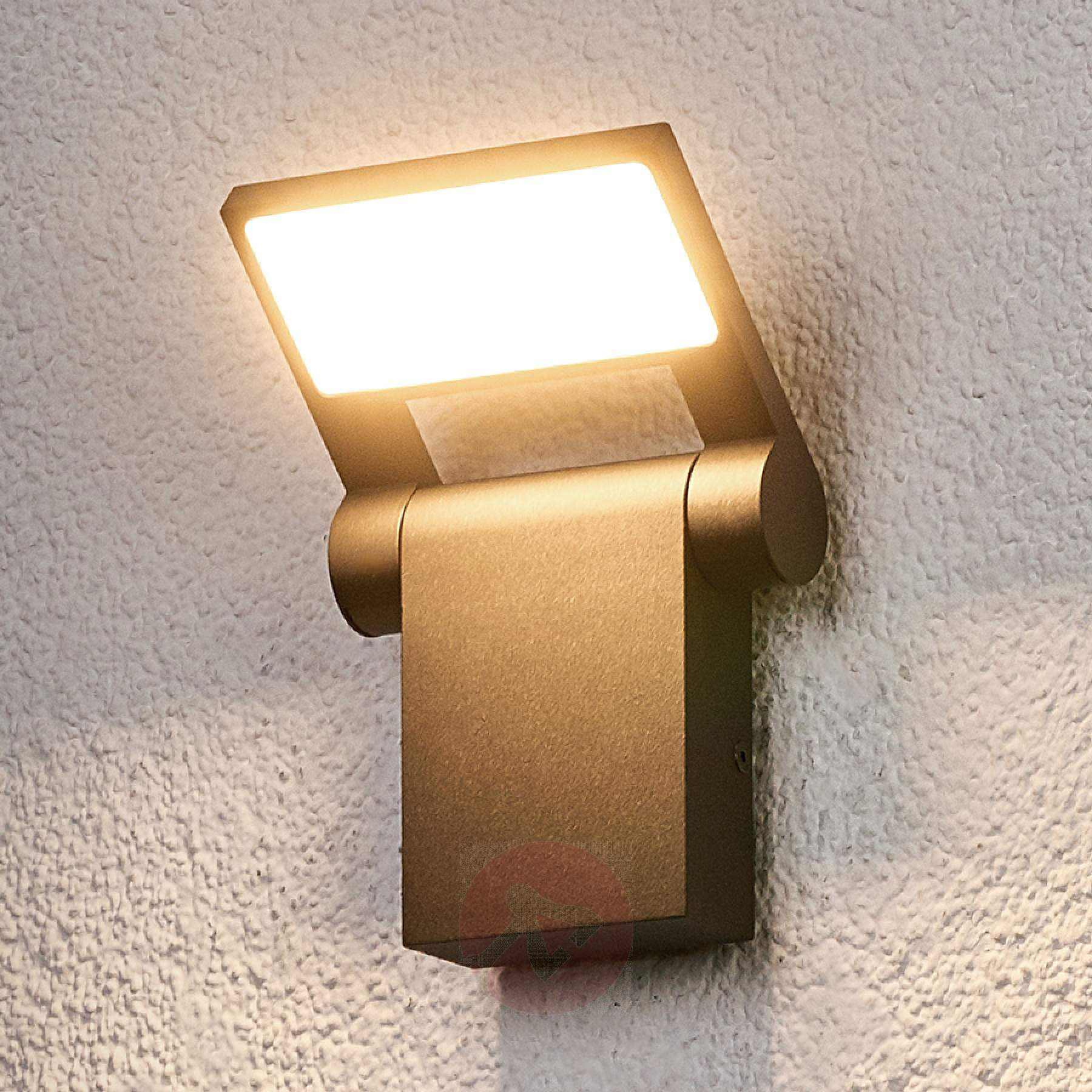 Picture of: Modern Outdoor LED Lamp