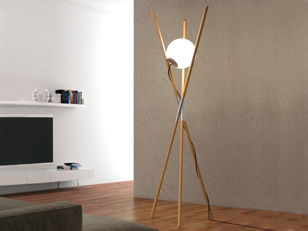 Picture of: Modern Outdoor Pole Lamps