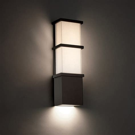 Picture of: Modern Outdoor Wall Lamp
