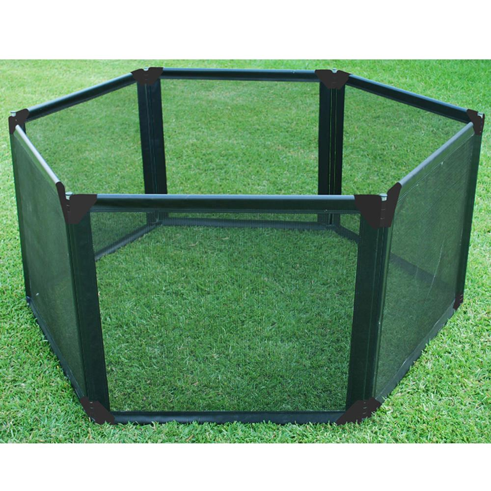 Design Of Portable Dog Fence