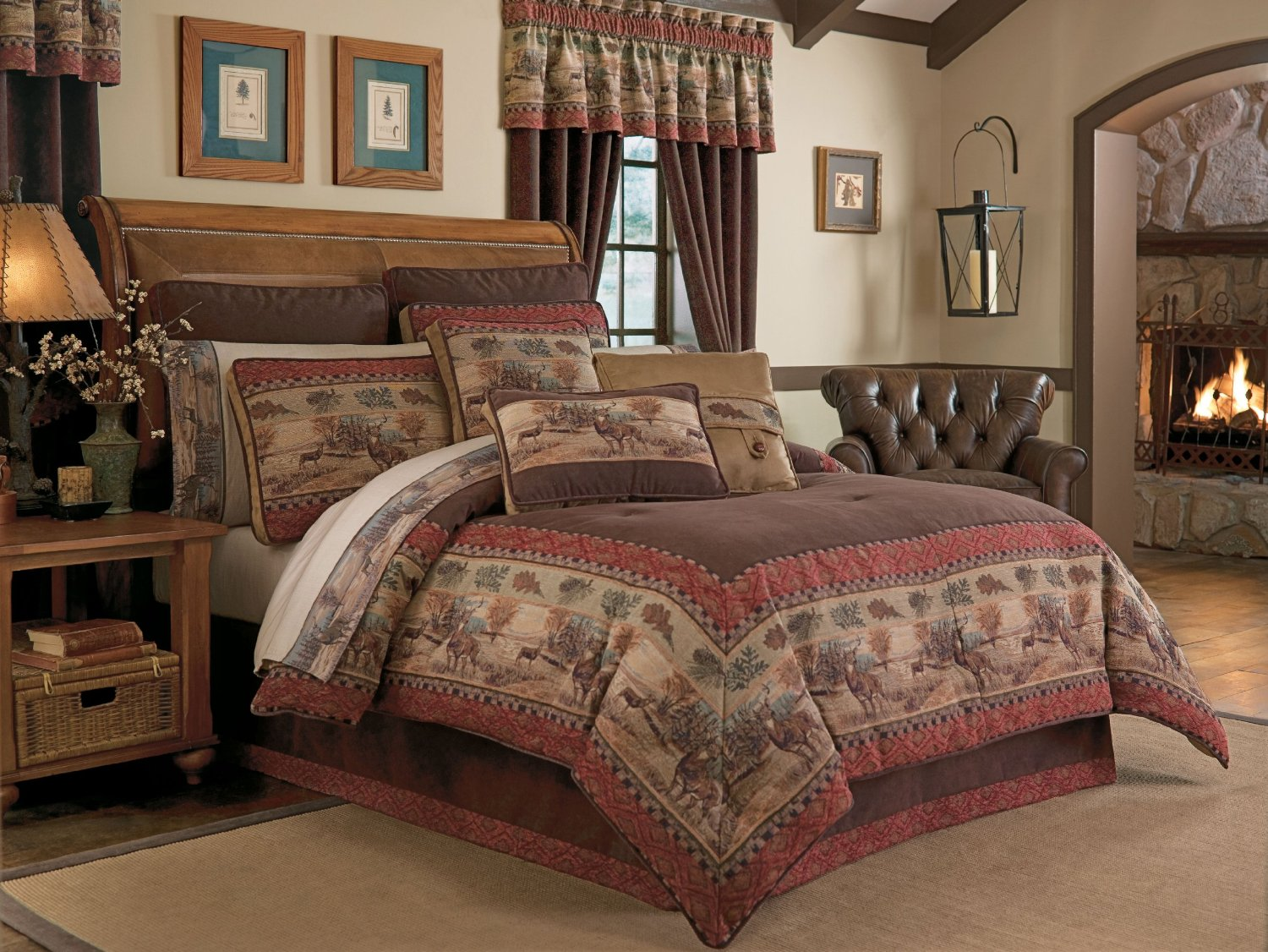 Moose Comforter Sets Awesome