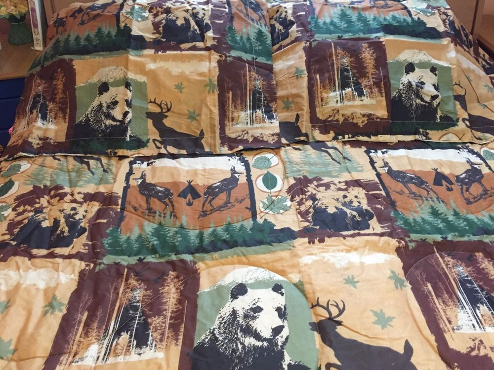 Moose Comforter Sets Innovation