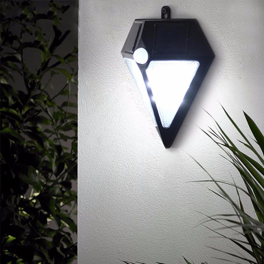 Picture of: Motion Sensor Light Bulb Outdoor Shapes