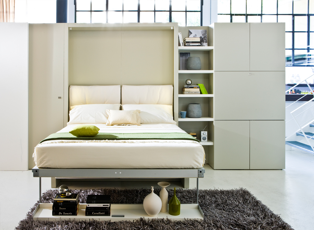 Murphy Bed With Storage Innovation