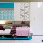 Murphy Bed With Storage Space