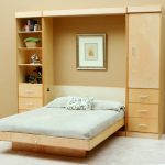 Murphy Bed With Storage Types