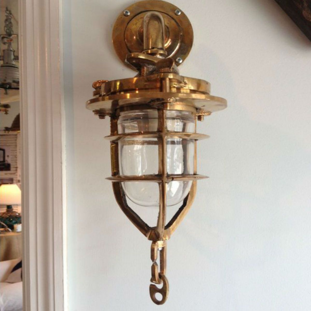 Picture of: Nautical Outdoor Lighting Ideas
