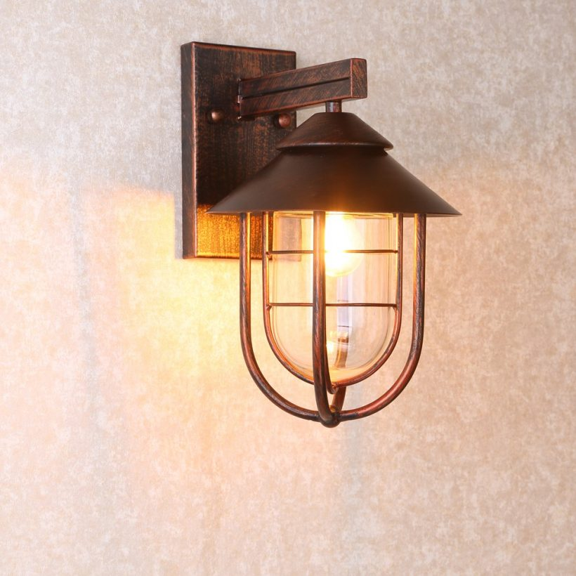 Picture of: New Copper Outdoor Lighting
