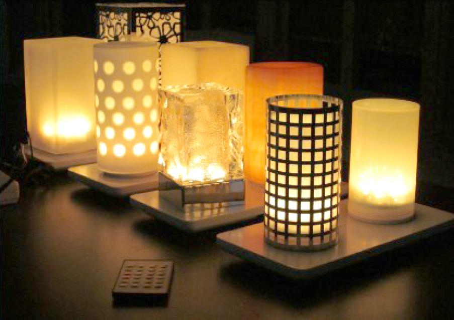 Picture of: New Outdoor Table Lamp