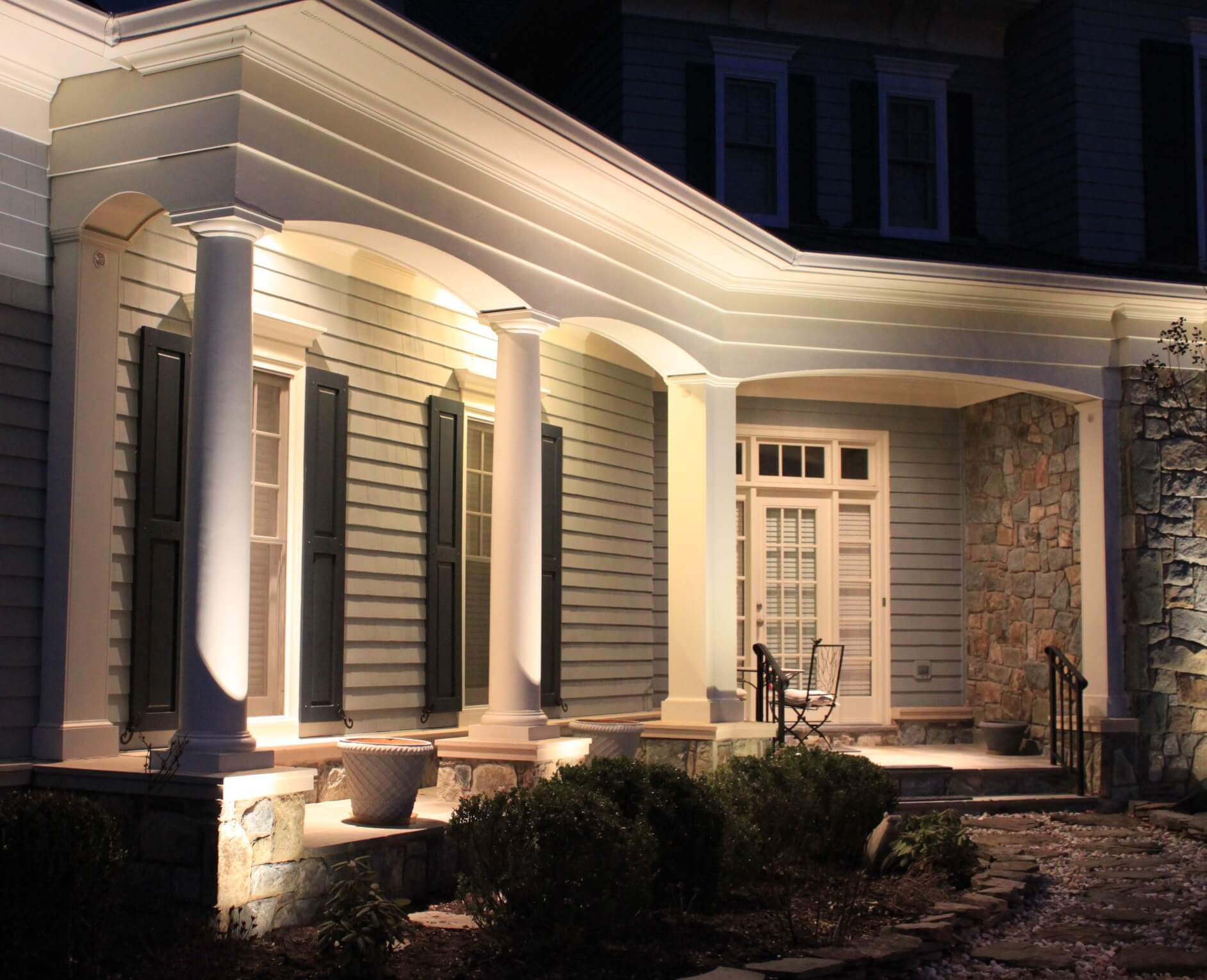 Picture of: Nice Commercial Outdoor Lighting