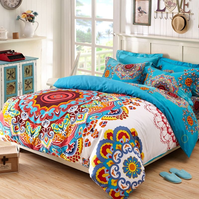 Nice Hippie Bedding Sets