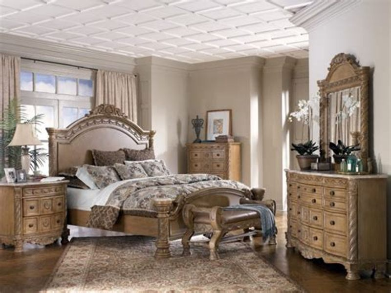 Picture of: North Shore Bedroom Set Ashley Furniture