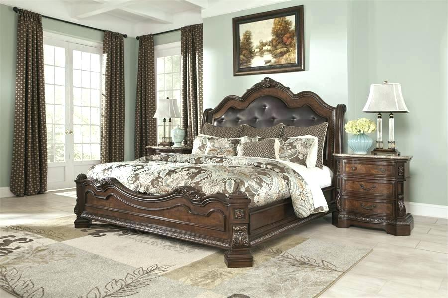 Picture of: North Shore Bedroom Set Brown