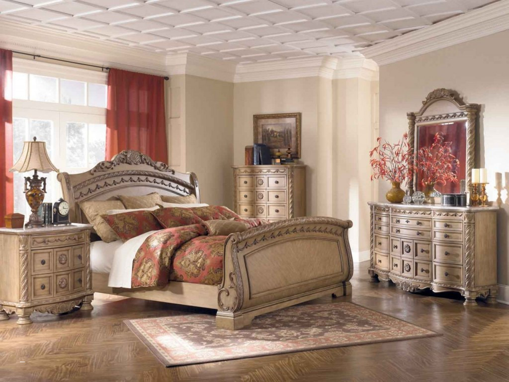 Picture of: North Shore Bedroom Set Wood