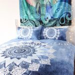Ocean Mandala Bed Set