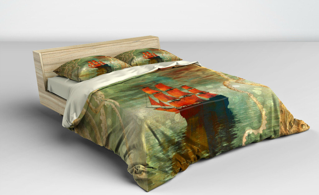 Picture of: Octopus Bed Set At Target