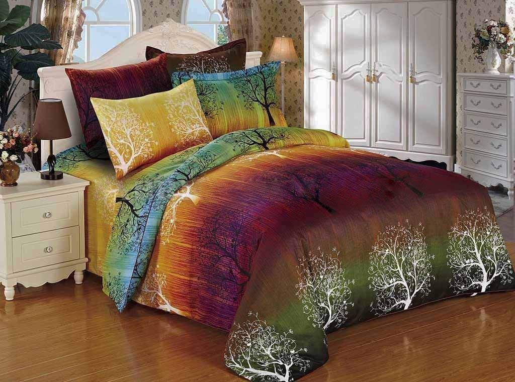 Picture of: Octopus Bed Set Ideas