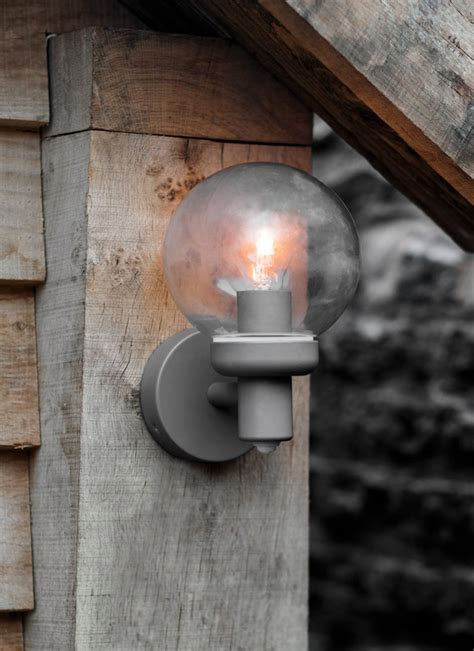 Picture of: Original Outdoor Wall Lamp