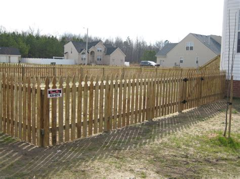 Picture of: Ornament 4 Ft Wood Fence