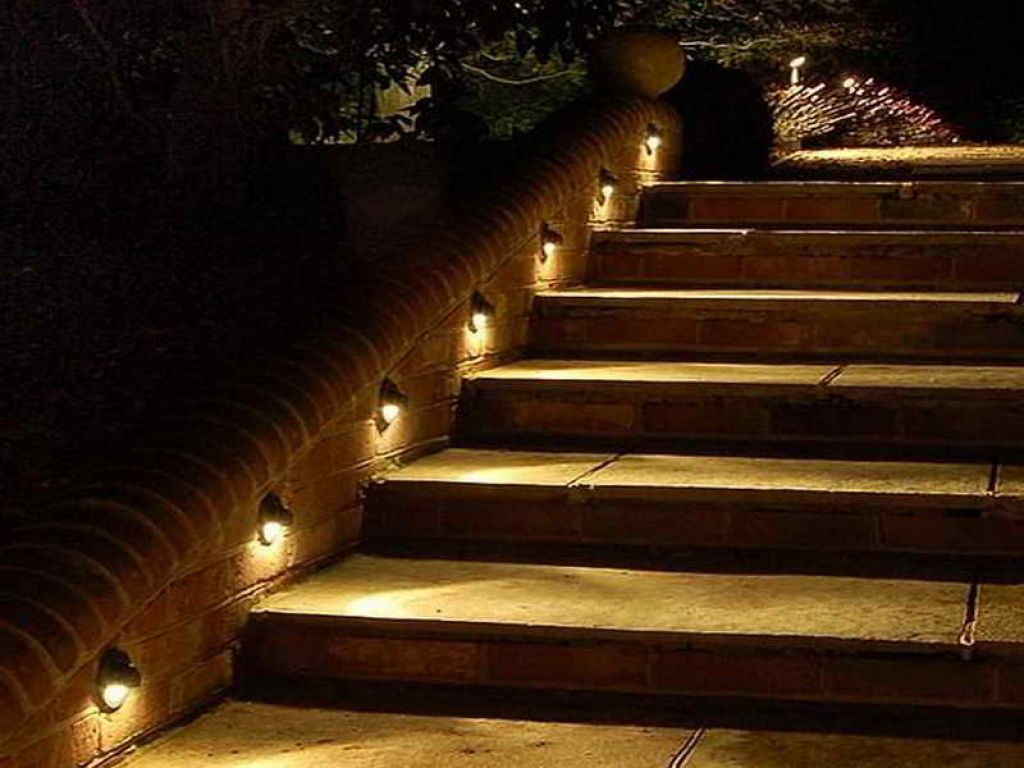 Picture of: Ornament Led Step Lights Outdoor