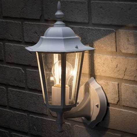 Picture of: Ornament Outdoor Wall Lamp