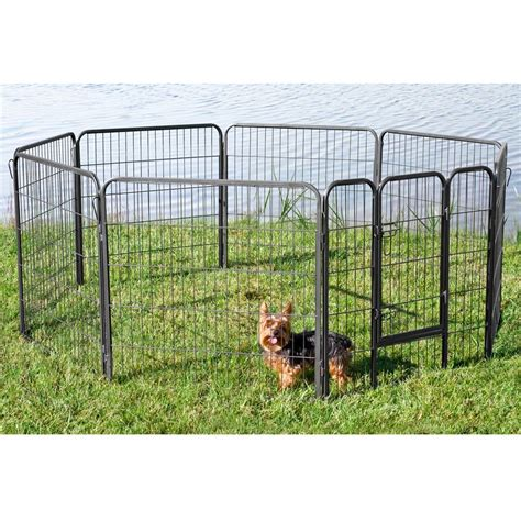 Picture of: Ornament Portable Dog Fence