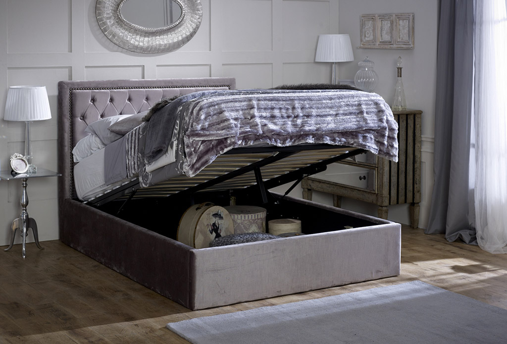 Ottoman Storage Bed Assembly Instructions
