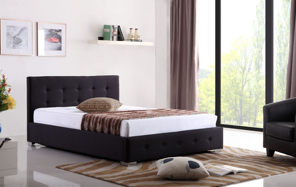 Ottoman Storage Bed Base Only