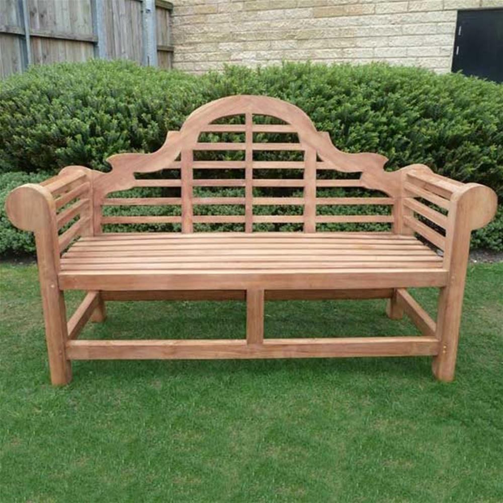 Picture of: Outdoor Antique Wooden Bench