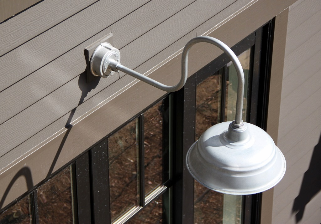 Picture of: Outdoor Barn Lights Gooseneck Classic